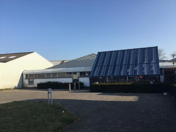 Kantoorruimte te Knokke