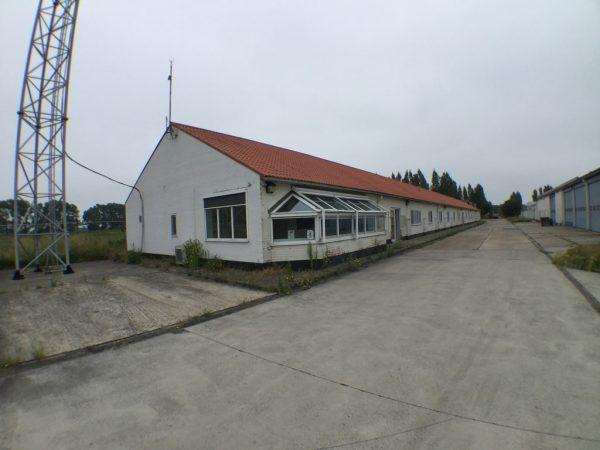 Loods/werkruimtes in Jabbeke